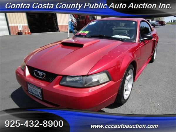 Ford Mustang 2001 $3410.00 incacar.com