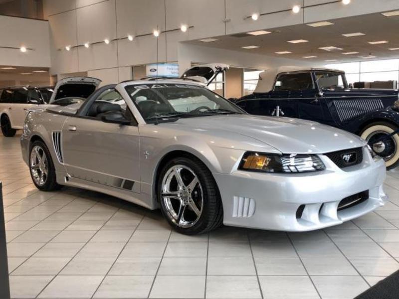 Ford Mustang 2001 $24995.00 incacar.com