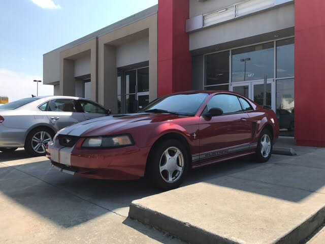 used Ford Mustang 2002 vin: 1FAFP404X2F179265