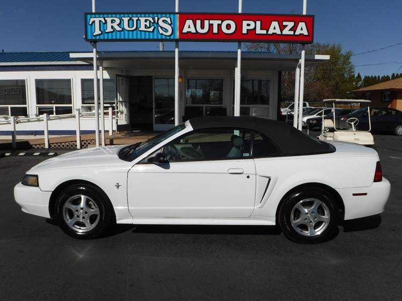 used Ford Mustang 2002 vin: 1FAFP44442F229572