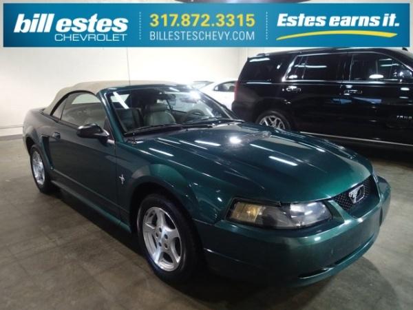 Ford Mustang 2002 $7824.00 incacar.com