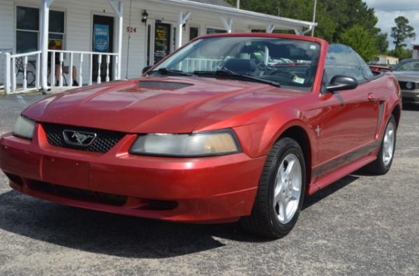 Ford Mustang 2002 $3690.00 incacar.com