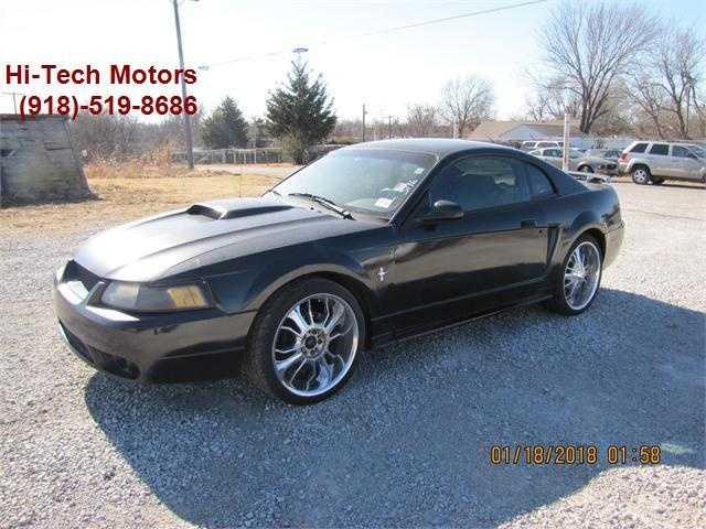 Ford Mustang 2002 $3000.00 incacar.com
