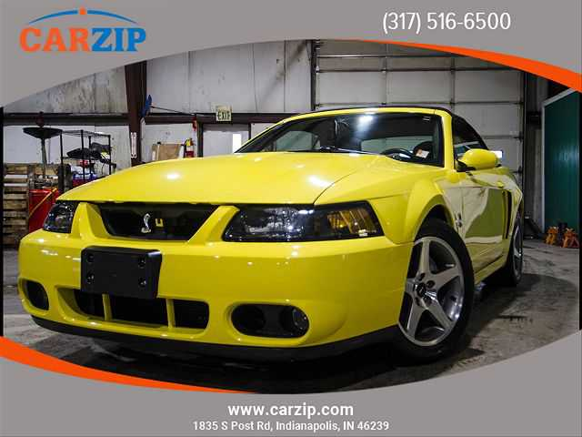 Ford Mustang 2003 $20950.00 incacar.com