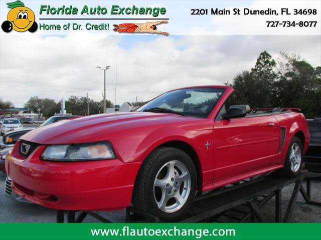 Ford Mustang 2003 $7995.00 incacar.com