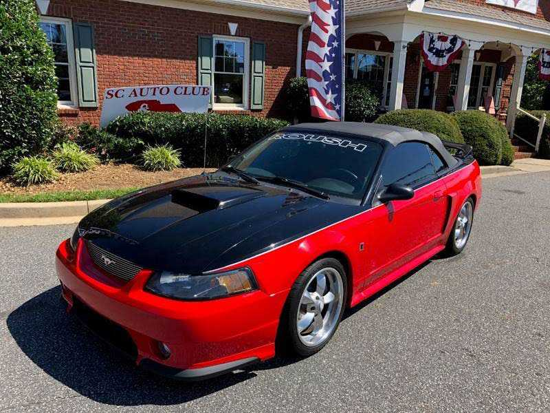 Ford Mustang 2003 $15999.00 incacar.com