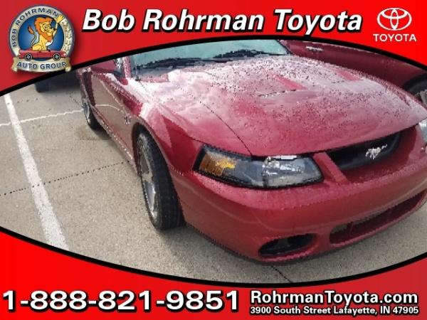 Ford Mustang 2003 $23239.00 incacar.com