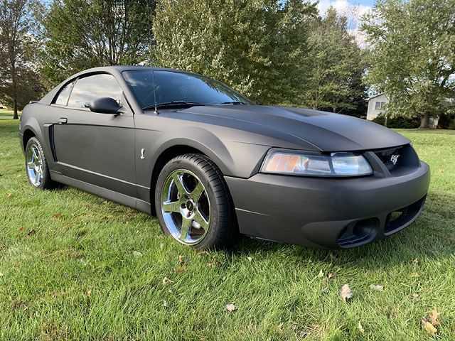 Ford Mustang 2003 $23290.00 incacar.com