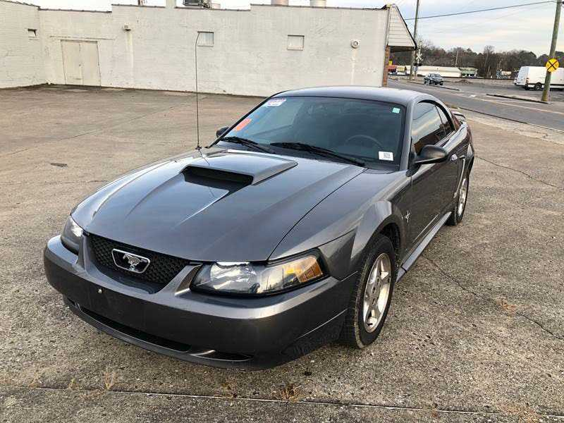 Ford Mustang 2003 $4995.00 incacar.com
