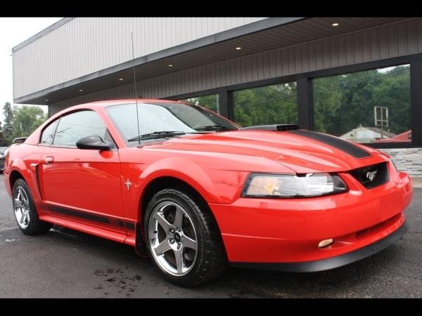 Ford Mustang 2003 $17375.00 incacar.com