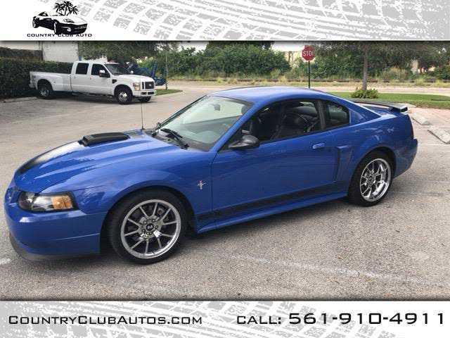 Ford Mustang 2003 $15500.00 incacar.com