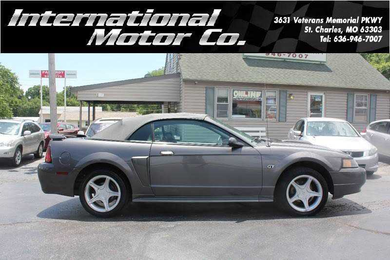 Ford Mustang 2003 $7950.00 incacar.com