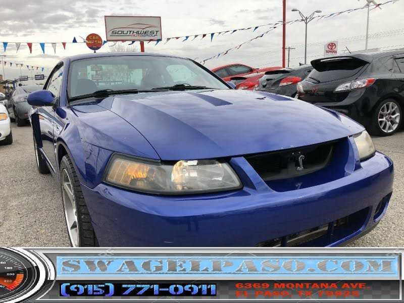 used Ford Mustang 2003 vin: 1FAFP48YX3F333515