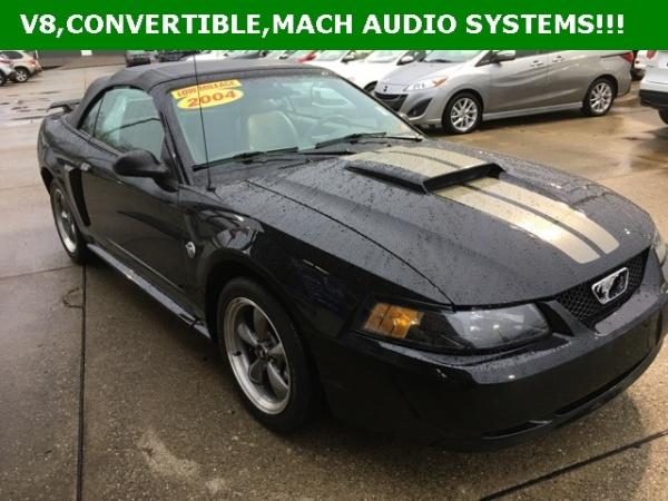Ford Mustang 2004 $13856.00 incacar.com