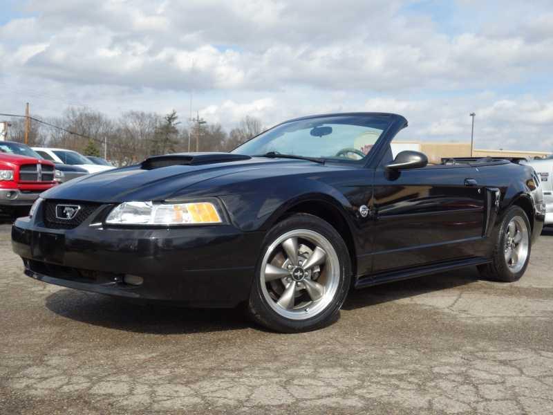 Ford Mustang 2004 $11995.00 incacar.com