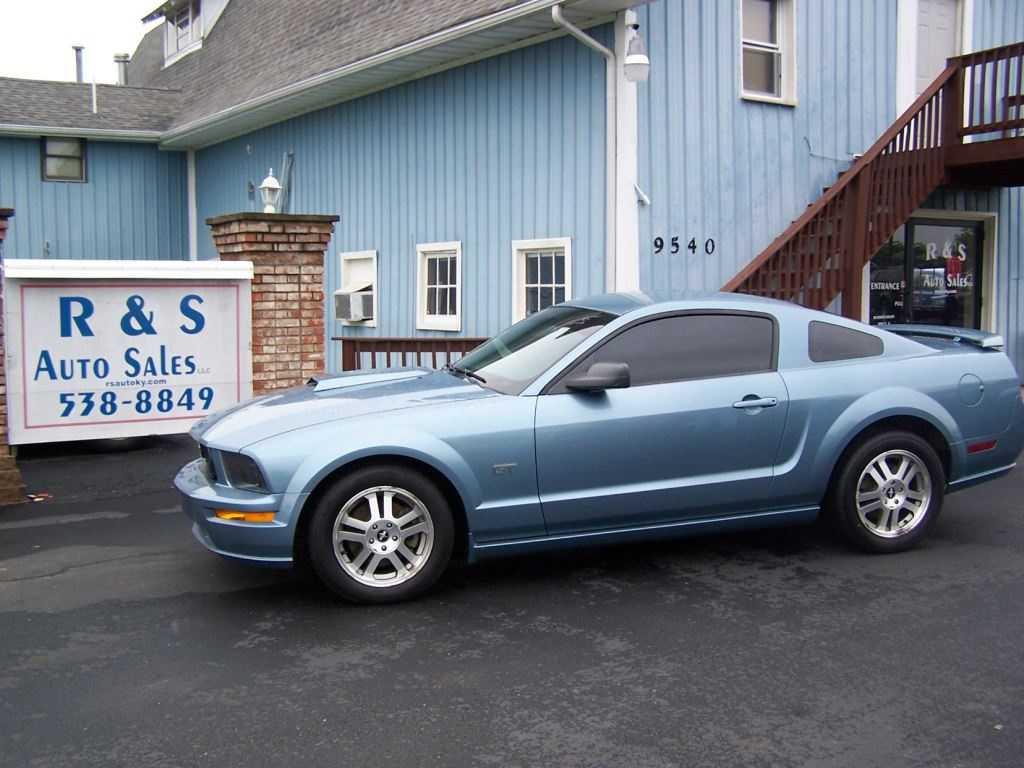 Ford Mustang 2006 $10995.00 incacar.com
