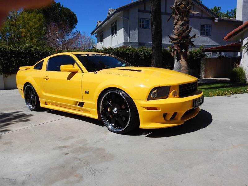 Ford Mustang 2006 $28500.00 incacar.com