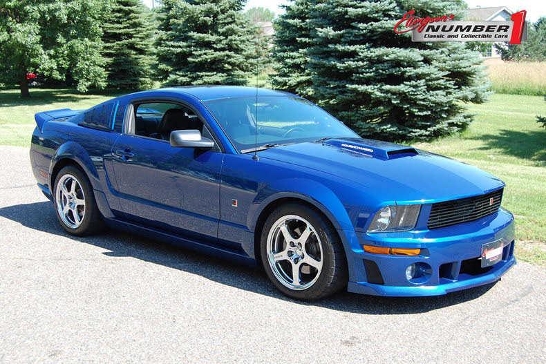 Ford Mustang 2006 $29995.00 incacar.com