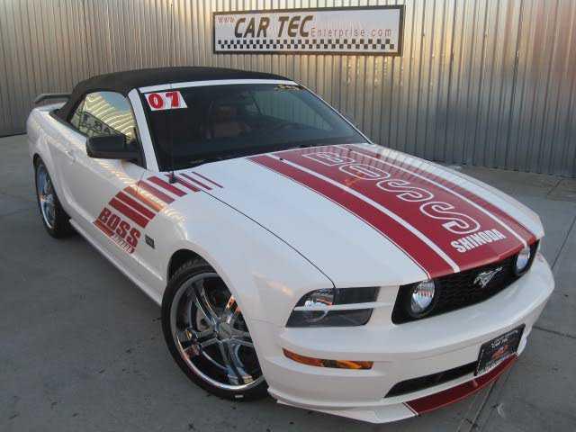 Ford Mustang 2007 $69000.00 incacar.com