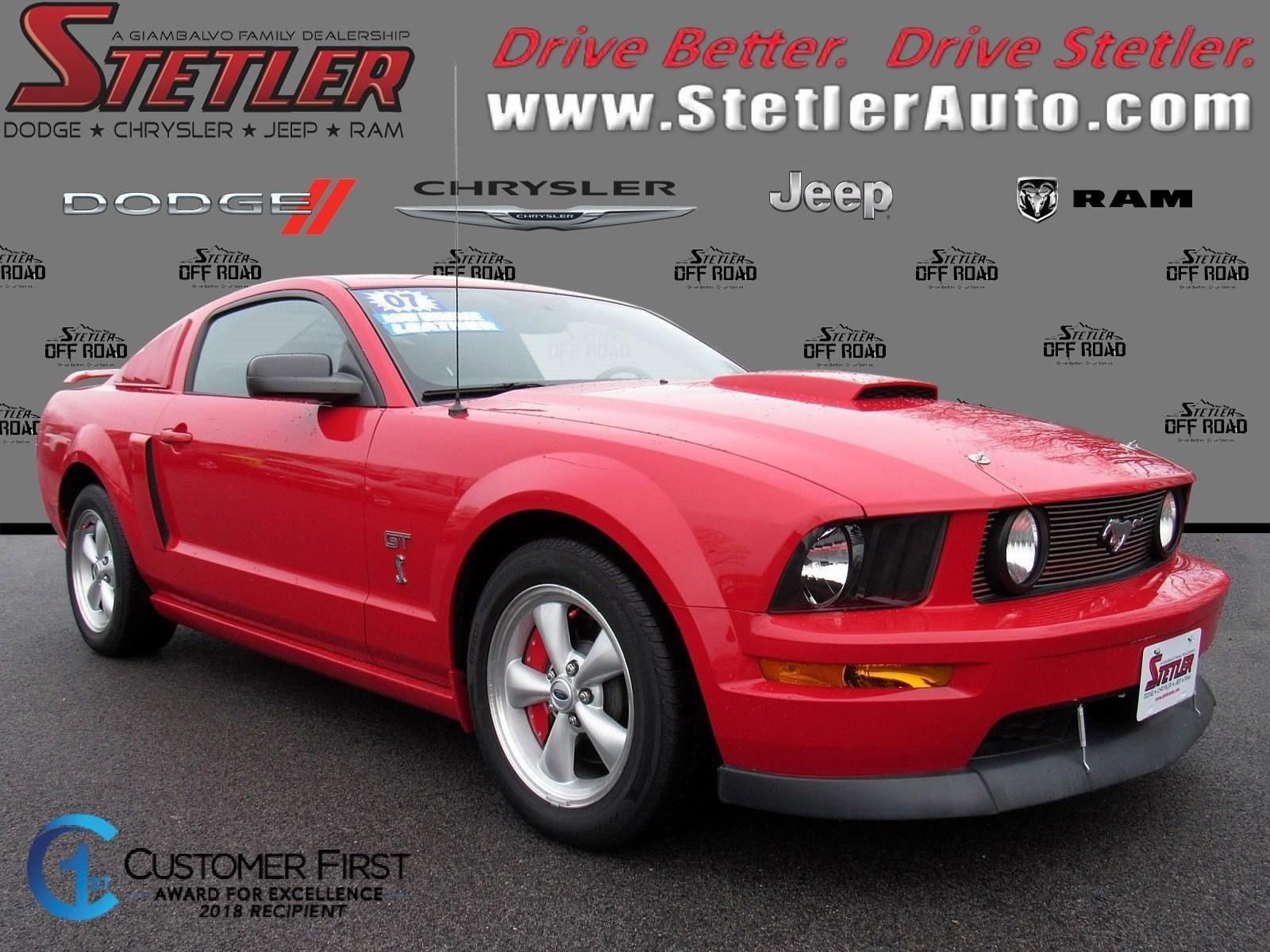 Ford Mustang 2007 $17471.00 incacar.com