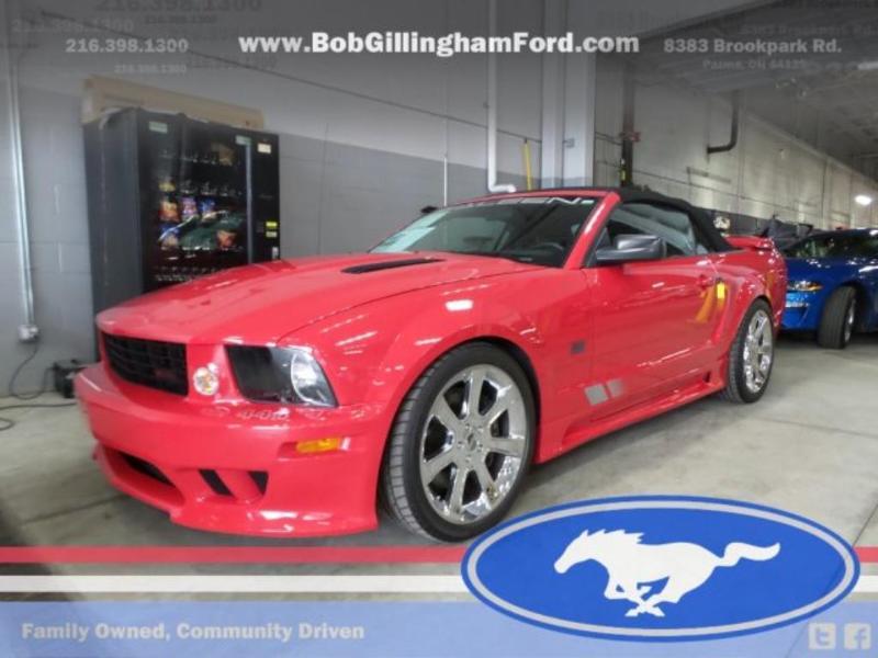 Ford Mustang 2007 $32500.00 incacar.com
