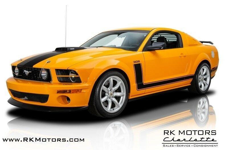 Ford Mustang 2007 $47900.00 incacar.com