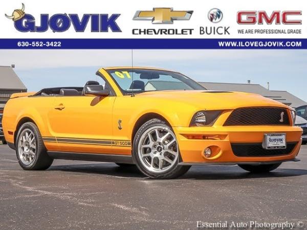 Ford Mustang 2007 $35000.00 incacar.com