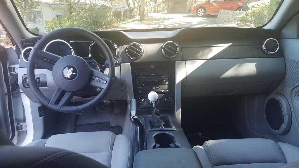 Ford Mustang 2007 $11498.00 incacar.com