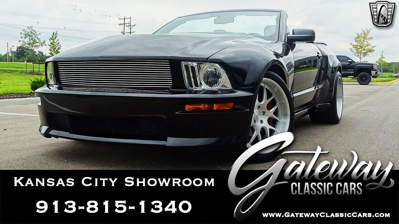 Ford Mustang 2007 $54500.00 incacar.com
