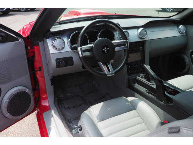 used Ford Mustang 2008 vin: 1ZVHT85H285165177