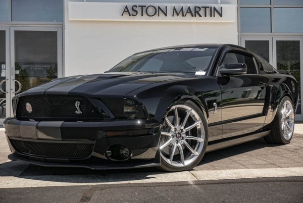 used Ford Mustang 2008 vin: 1ZVHT88S285197392