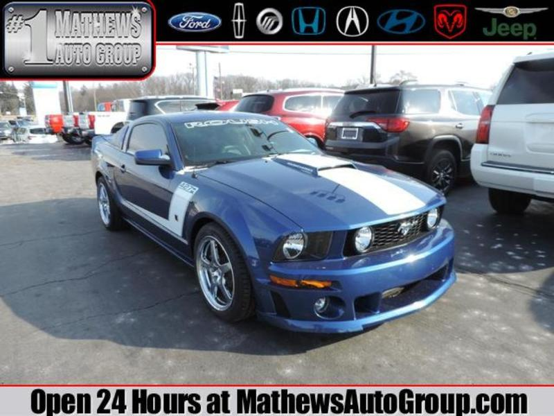 Ford Mustang 2008 $35862.00 incacar.com