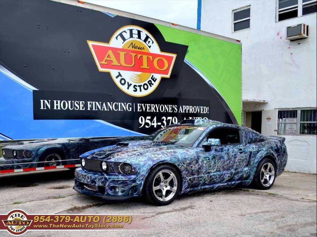 Ford Mustang 2008 $59950.00 incacar.com