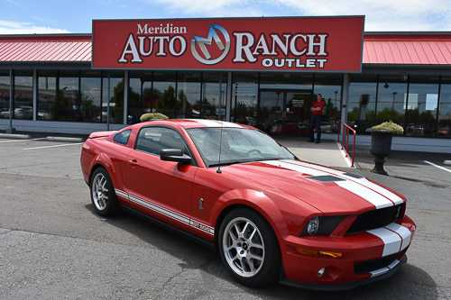 Ford Mustang 2008 $44999.00 incacar.com