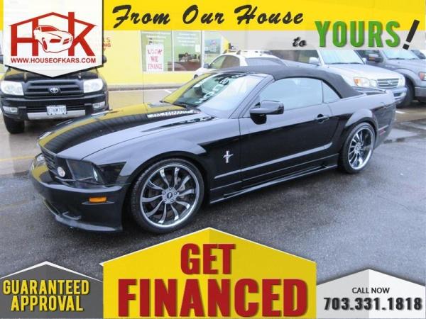 Ford Mustang 2008 $20995.00 incacar.com