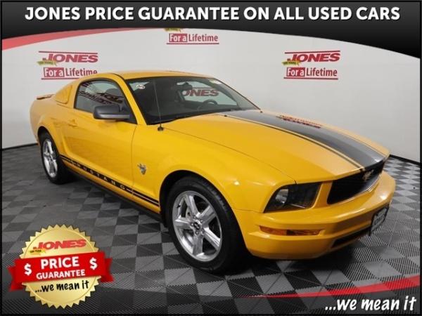Ford Mustang 2009 $12989.00 incacar.com