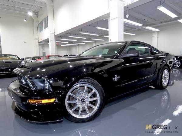 Ford Mustang 2009 $69800.00 incacar.com