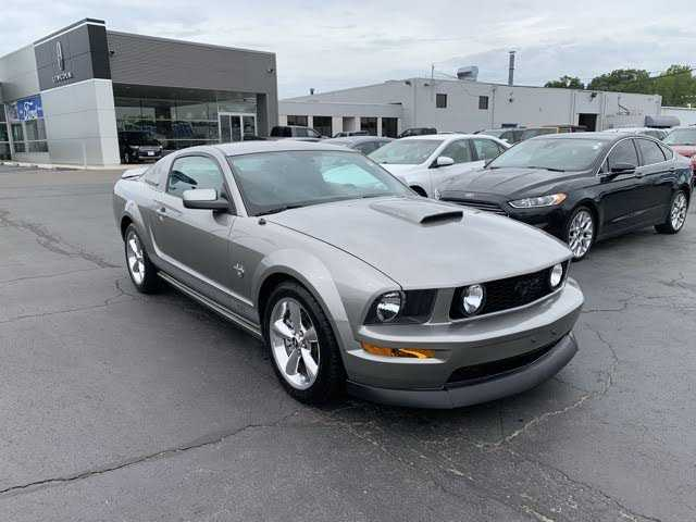 used Ford Mustang 2009 vin: 1ZVHT82H295106913