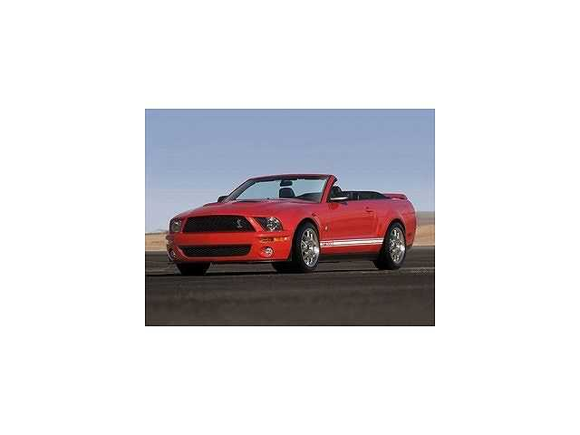 used Ford Mustang 2009 vin: 1ZVHT89S895135012