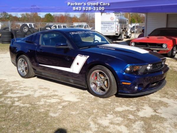 Ford Mustang 2010 $32990.00 incacar.com
