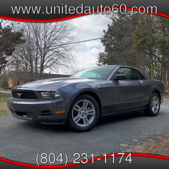 Ford Mustang 2010 $7449.00 incacar.com