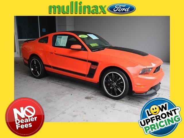 Ford Mustang 2012 $30200.00 incacar.com