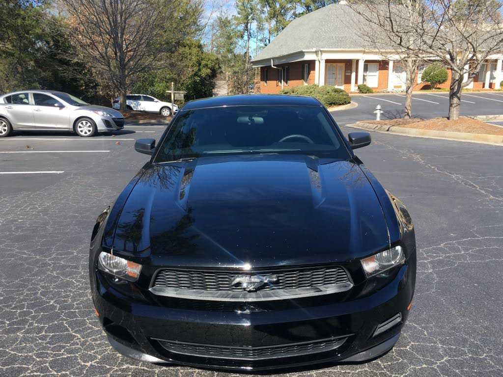 Ford Mustang 2012 $5990.00 incacar.com