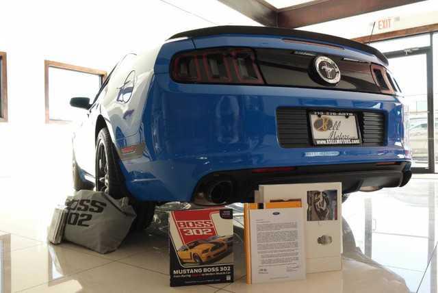 Ford Mustang 2013 $49850.00 incacar.com