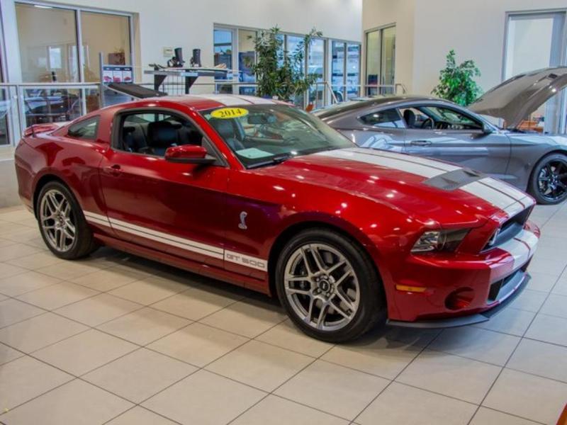 Ford Mustang 2014 $49998.00 incacar.com