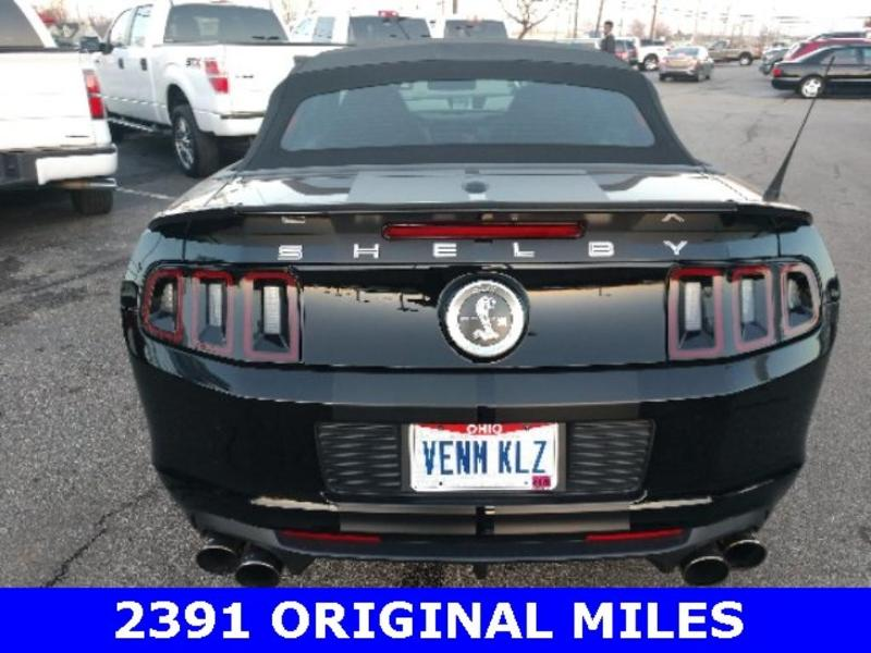 Ford Mustang 2014 $58995.00 incacar.com