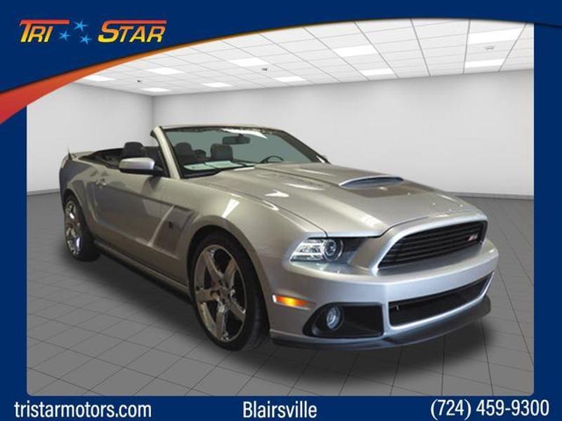 Ford Mustang 2014 $47777.00 incacar.com