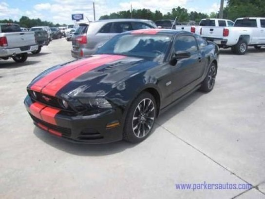 used Ford Mustang 2014 vin: 1ZVBP8CF2E5314954