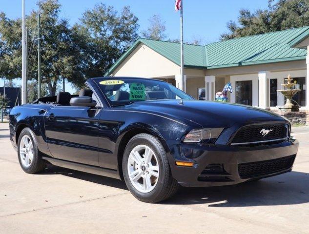 Ford Mustang 2014 $11500.00 incacar.com