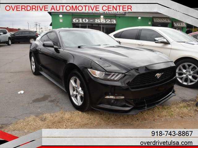 Ford Mustang 2015 $17555.00 incacar.com